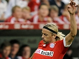 Тимощук играет полный матч за «Баварию»