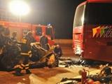Автобус «Торино» попал в аварию, погибли 2 человека
