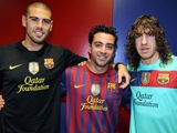 «Барселона» следующий год будет играть со значком клубных чемпионов мира (ФОТО)