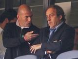 Платини посоветовал Зидану не возглавлять сборную Франции