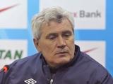 Николай ФЕДОРЕНКО: «Думаю, в Днепропетровске будет очень серьезная игра»