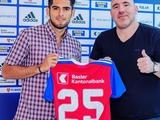 Карлос Самбрано: «Базель» — это новый вызов в моей спортивной карьере»