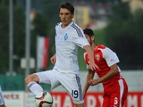 «Динамо» в контрольном матче разгромило «Скендербеу»