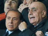 Галлиани: «Милан» всегда должен быть благодарен Берлускони»