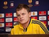 Березовчук не сыграет с «Динамо»