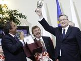 Президент УЕФА поблагодарил Польшу