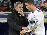 Моуринью: «Мне совершенно все равно, что Криштиану Роналду забил сотый гол за «Реал»