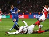 Лига чемпионов. 1/2 финала: гостеприимный «Монако»