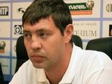 Александр Рыкун: «Металлисту» реально выйти в групповой раунд Лиги чемпионов»