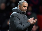 Моуринью вызвал недовольство у персонала стадиона «Олд Траффорд»