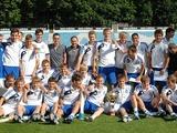 Премьер-лига наградила чемпионов Украины – динамовцев U-19 (ФОТО)
