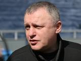 Игорь Суркис: «Позиция правого защитника действительно требует усиления»