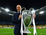 Зинедин Зидан: «Лучший момент моей работы в «Реале» – победа в чемпионате Испании»