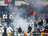 «Дженоа» и «Милан» сыграют при пустых трибунах