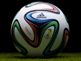 В Бразилии представлен мяч чемпионата мира 2014 года (ФОТО)