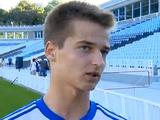Алексей Милютин: «После первого гола взяли игру под свой контроль»