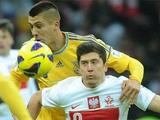 Сборная Украины обыграла в Варшаве сборную Польши