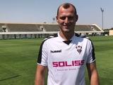 Спортивный директор «Альбасете»: «Приложим все усилия, чтобы сохранить в команде Зозулю»