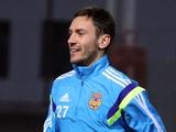 Сергей РЫБАЛКА: «Атмосфера в сборной отличная»