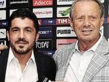 Дзампарини: «Никогда не думал об увольнении Гаттузо»
