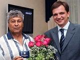Луческу стал заслуженным тренером Украины