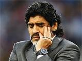 Официально. Марадона покидает сборную Аргентины