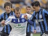 «Динамо» — «Черноморец» — 3:1. Отчет о матче
