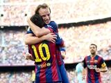 Месси посоветовал руководству «Барселоны» не менять Ракитича на Верратти