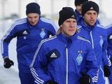 «Динамо» провело первую тренировку после отпуска (ВИДЕО, Обновлено)