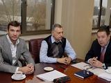 Андрей Шевченко: «Возглавить сборную Украины было бы несколько поспешным шагом»