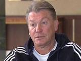 Олег Блохин: «После того, как Хачериди позвали в Донецк, он перестал тренироваться»