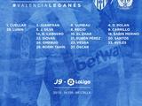 Лунин попал в заявку «Леганеса» на матч с «Валенсией» (ФОТО)