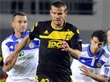 ЛЕ: «Динамо» терпит поражение от «Шерифа» (ФОТО, ВИДЕО)
