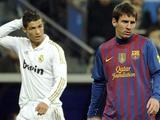 Бразильские футболисты считают, что Месси намного превосходит Роналду