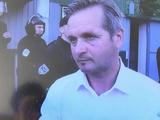 Болельщики побили главного тренера «Черноморца» (ФОТО)