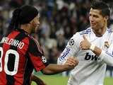 Роналдиньо: «Бразилия уважает талант Криштиану Роналду»
