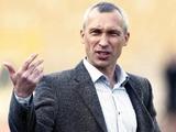 Олег ПРОТАСОВ: «Динамо» выбрало правильную стратегию»