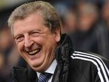 Рой Ходжсон: «Ситуация удачно складывается для сборной Англии»
