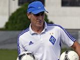 В четверг «Динамо» начнет готовиться к матчу с «Карпатами»