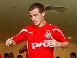 Алиев забивает за дубль «Локомотива-2»