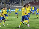 Тренировка сборной Украины в Шкодере: ФОТО, ВИДЕО