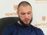 Александр Филимонов: «Я не сломался после гола от Украины»