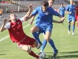 «Ильичевец» — «Кривбасс» — 0:1. После матча. Балан: «Нам преподали хороший урок»