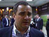 Андрей Павелко: «У нас большие надежды на харьковских болельщиков» (ВИДЕО)