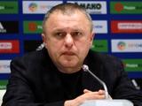 Игорь СУРКИС: «Не исключаю, что мы сумеем подписать форварда серьезного уровня»