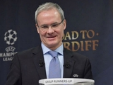 Заместитель генерального секретаря УЕФА: «Я не вижу проблем с проведением финала ЛЧ на «Олимпийском»