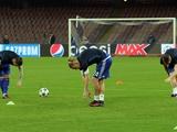 ФОТОрепортаж: тренировка «Динамо» в Неаполе (20 фото)