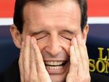 Аллегри сохранит пост главного тренера «Милана»