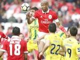 Португальские СМИ: скауты «Динамо» присутствовали на матче «Бенфика» — «Тондела»