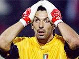 Врач сборной Италии не знает, когда Буффон вернется в строй